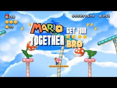 Hey Mario - A Super Catchy Song About Mario