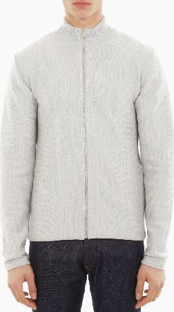 S.N.S. Herning Grey Zip-Up Merino-Blend Sweater The S.N.S. Herning Zip-Up Merino-Blend Sweater for SS16, seen here in grey. - - A unique style from the Danish knitwear brand, this zip-up sweater is crafted from a premium mercerised cotton and merin http://www.comparestoreprices.co.uk/january-2017-6/s-n-s-herning-grey-zip-up-merino-blend-sweater.asp