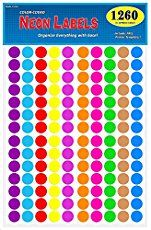 Are you looking for a classroom library system that works? 1. First purchase labels. Any 3/4 inch dot labels will work, but the ones below are my FAVORITE! I love them because they offer 10 different colors. Click the picture for the Neon Labels if you would like the same ones. Most labels (these included) offer a blank template to customize! Abbreviate the genre, author, etc. 2. Print or make book bin labels. Ideas to label: This shows 4 different sizes for different book bins sizes. Ge...