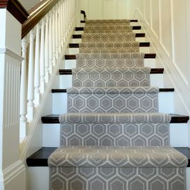 traditional staircase by artistic designs for living tineke triggs carpet runners for