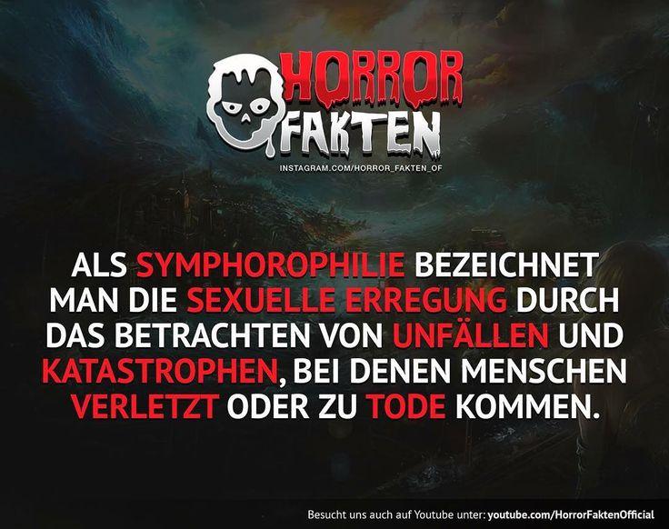 ❝Geile Unfälle, nun auch in deiner Nähe❞   #horrorfakten #horror #fakten