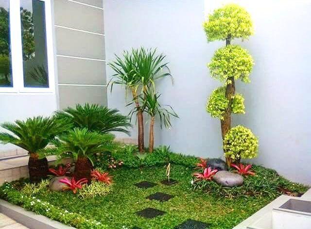 Taman Depan Rumah Minimalis Lahan Sempit 7jpg