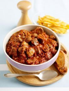 Spiced Lamb Stew & Walnuts | Lamb Recipes | Jamie Oliver Recipes