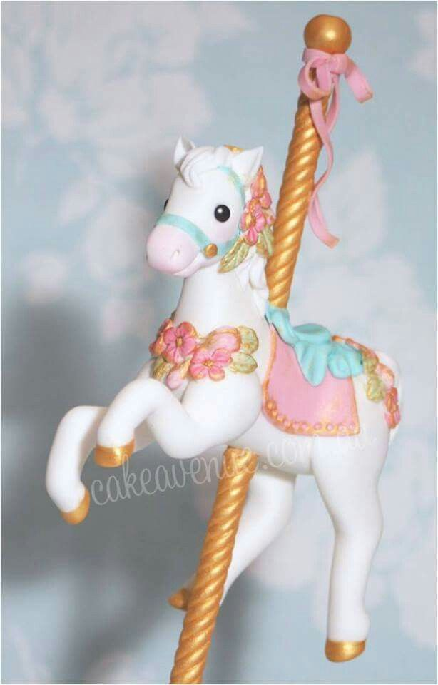 carousel cake topper 275 best circus cookies images on carousel 2467
