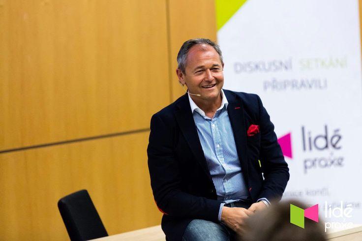 Jan Mühlfeit - Pro Billa Gatese bych pracoval i za stravenky | LIDÉ Z PRAXE