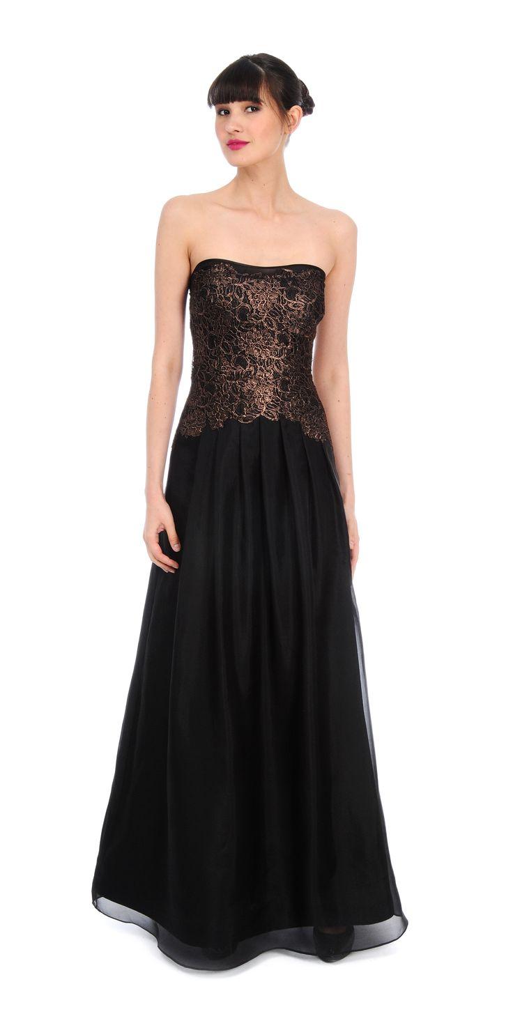 Kay Unger Metallic Shine Lace Gown $750 https://www.zindigoboutique.com/kay-unger-dresses/kay-unger-metallic-shine-lace-gown/