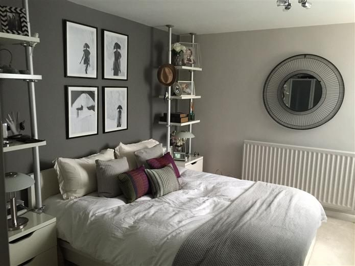 An Inspirational Image From Farrow And Ball Bedroom
