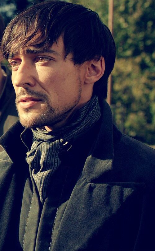 Blake Ritson as Riario in Da Vinci's Demons