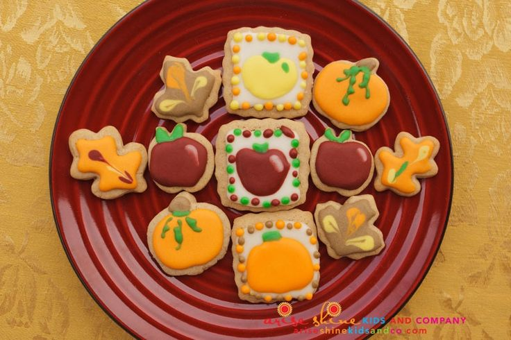 Gingerbread Cookies : Recipe and Inspiration!