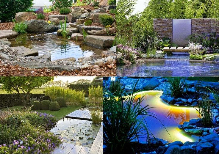 16 best fuentes de agua images on pinterest water Estanque prefabricado