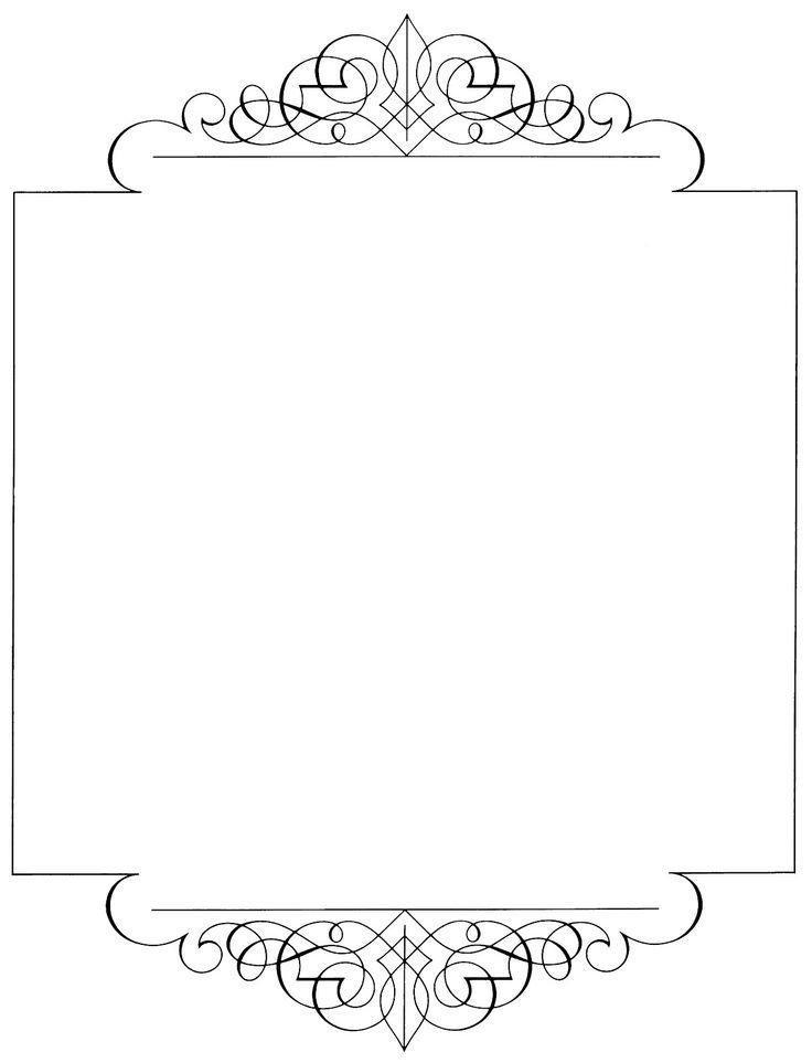 Шаблон открытки квадратной