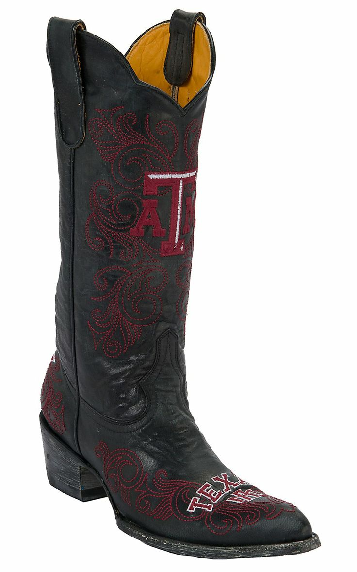 Brilliant Gameday Boots Womenu0026#39;s Texas Au0026M Leather Boot