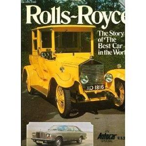 Rolls-Royce amarillo..................