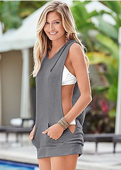 Bathing Suit Cover Up Dresses, Skirts, and Tunics