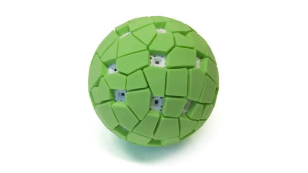 """I NEED THIS!!    360 Degree Throwball Camera...    """"Why take just one picture when you could be taking 36 at the same time!"""""""
