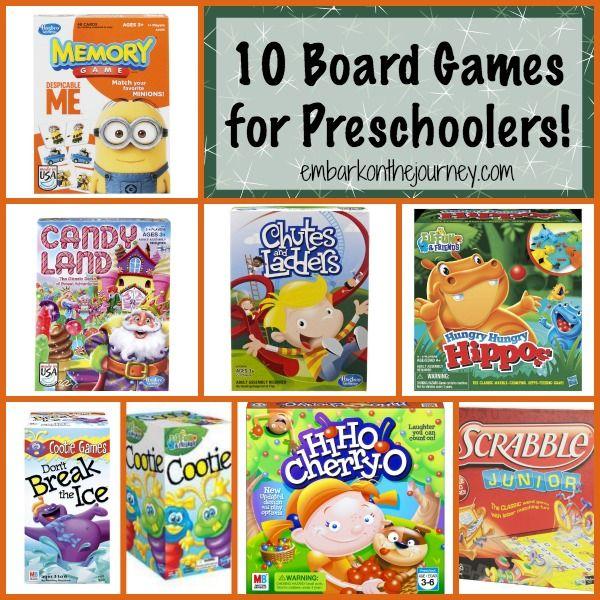 Educational Board Game Ideas