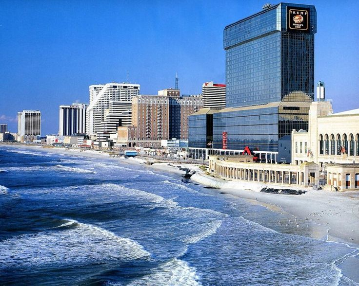 The 15 Best Places With Scenic Views In Atlantic City Usa Places To Visit Atlantic City Places To Travel