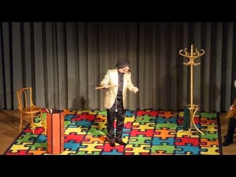 Habók János bűvész gyermek műsor