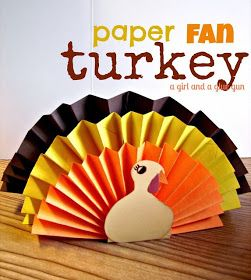 Edge of Insanity: 3 Kid-friendly Thanksgiving Crafts!