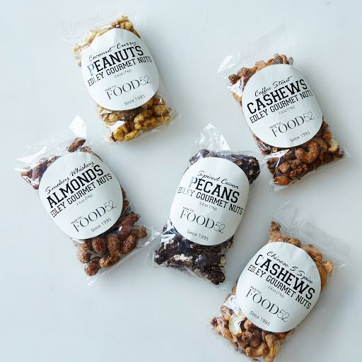 All-Natural Spiced Nuts (6 Flavors) on Food52