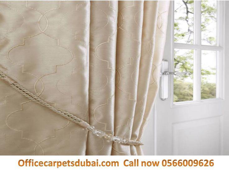 Silk Curtain In Dubai