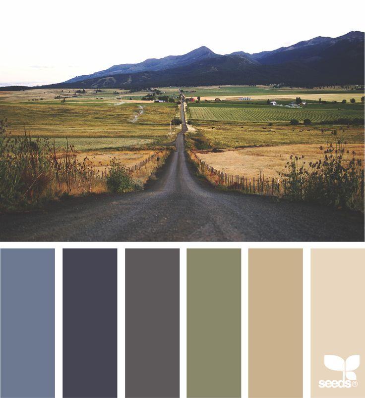 Color Road via @designseeds