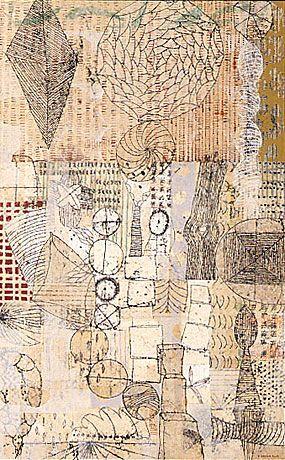 Eva Isaksen - Works on Canvas - Path