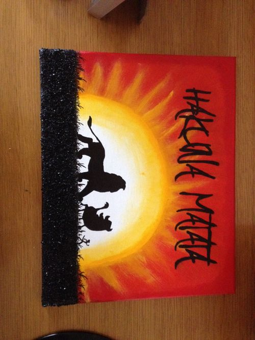 Best  Spray Paint Art Ideas On Pinterest Spray Paint Crafts - Can i put a wall decal on canvas