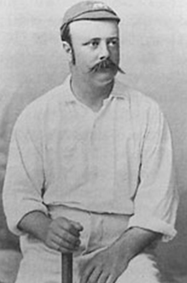 13-William (Billy) Lloyd Murdoch. He captained the Australian team on tours to England in 1880, 1882 (when the Ashes legend was born), 1884 and 1890.