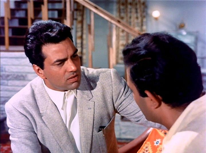 Satyakam. A film that gets to me every time. From the innocent age of the 1960s. It's emotional melodrama all right but the film has its heart in the right place. It talks about values like honesty and integrity. The acting of the main players is to be savoured, especially Dharmendra, whose best performance this may be. Hrishikesh Mukherjee is a director who often talks directly to my heart and this is perhaps the best example of that.