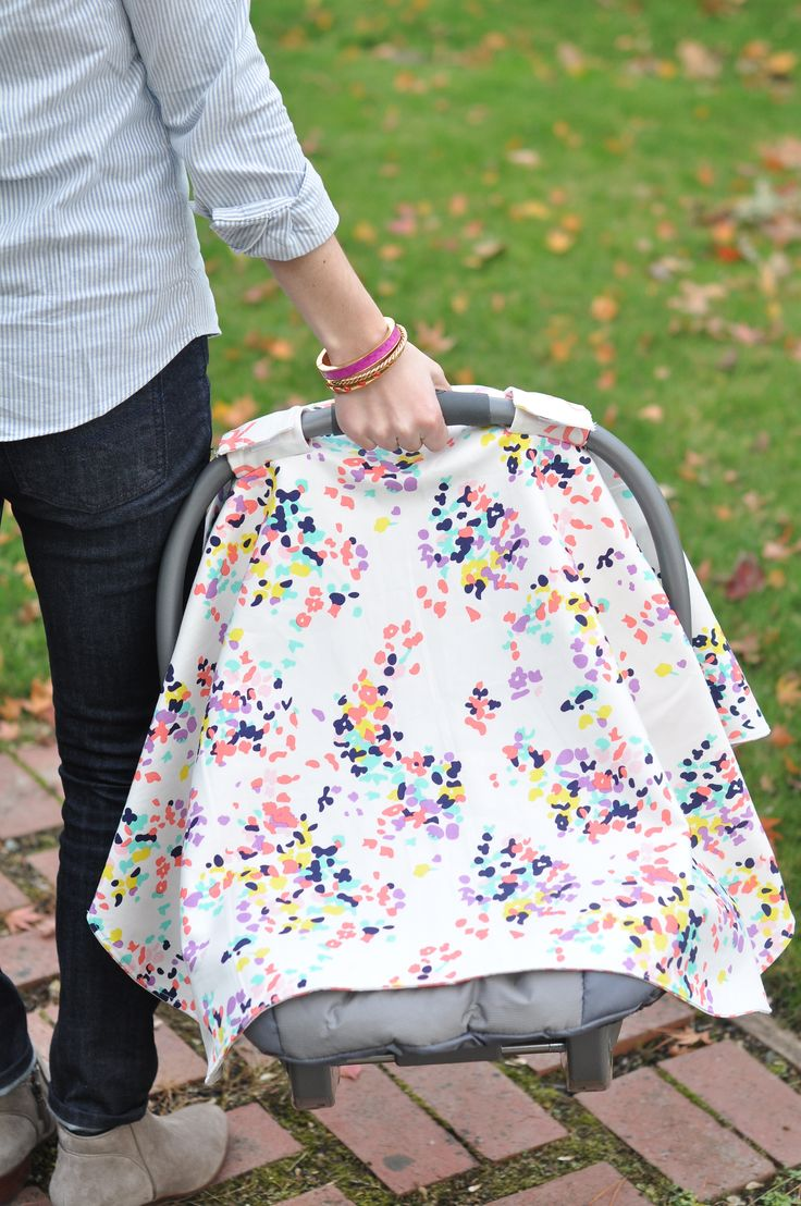 New Caitlin Wilson Textiles: Carseat Covers
