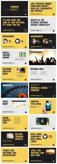 8 best preza images on pinterest | ppt design, keynote design and, Presentation templates