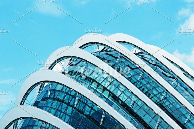 closeup window glass building by Trefilova Anna on @creativemarket