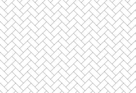Diy Herringbone Quot Tile Quot Floor Using Peel Amp Stick Vinyl