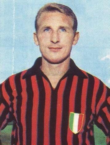 """Giovanni TRAPATTONI """"Trap""""; 1959–1971 AC MILAN, 1971–1972 Varese ITA"""