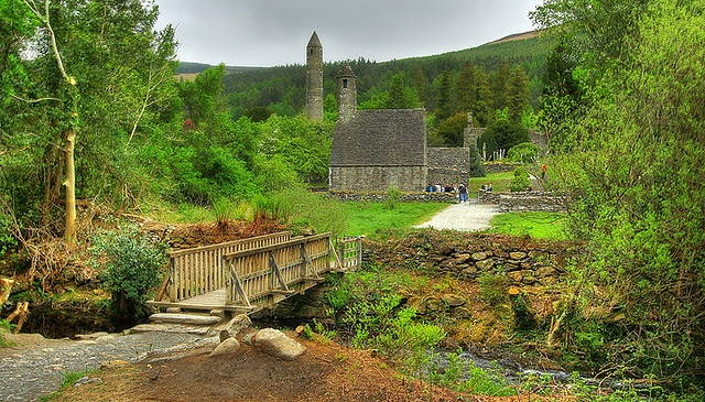 ireland: Future Houses, Monast Settlement, Ireland Scotland Vacations, Beautiful Ireland, Beautiful Places, 6Th Century, Photoset Ireland, Cool Stuff, Authentic Ireland