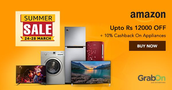 All the large #appliances you need, at not so large prices! #Amazon.  #electronics #tech #home #onlineshopping