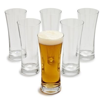 Schott Zwiesel® Bar Collection Lager Beer Glass, available at #surlatable