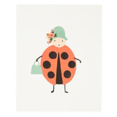 Bug Prints (Ladybug)