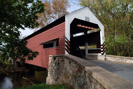 Lancaster County is the king of covered bridges. Pennsylvania has more covered bridges than anywhere in the world. Lancaster County has the most in the state.