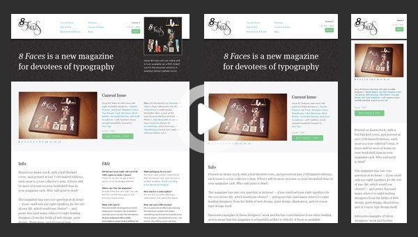 Responsive Web Design 50 Examples And Best Practices In 2020 Responsive Web Design Modern Web Design Web Design