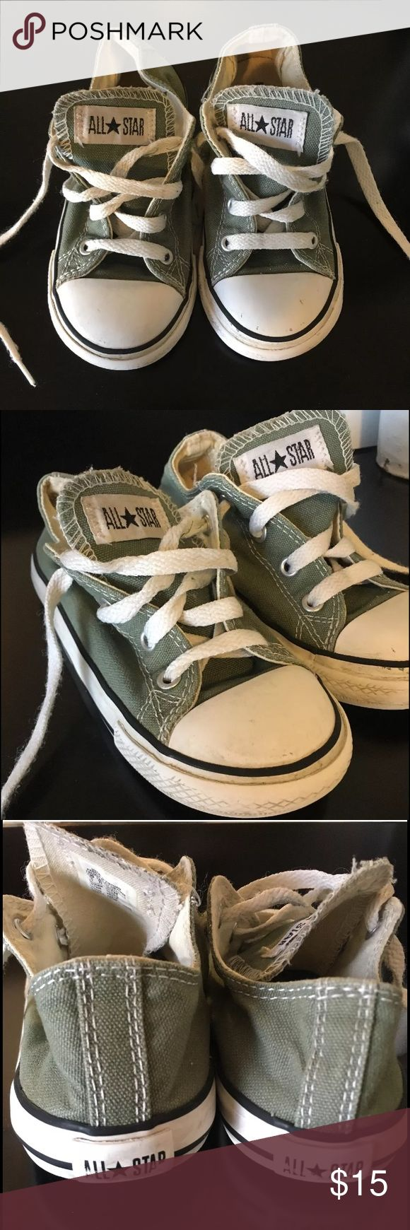 CONVERSE All Star shoes CONVERSE All Star chuck taylor tennis shoes, boys or girls, GUC Converse Shoes
