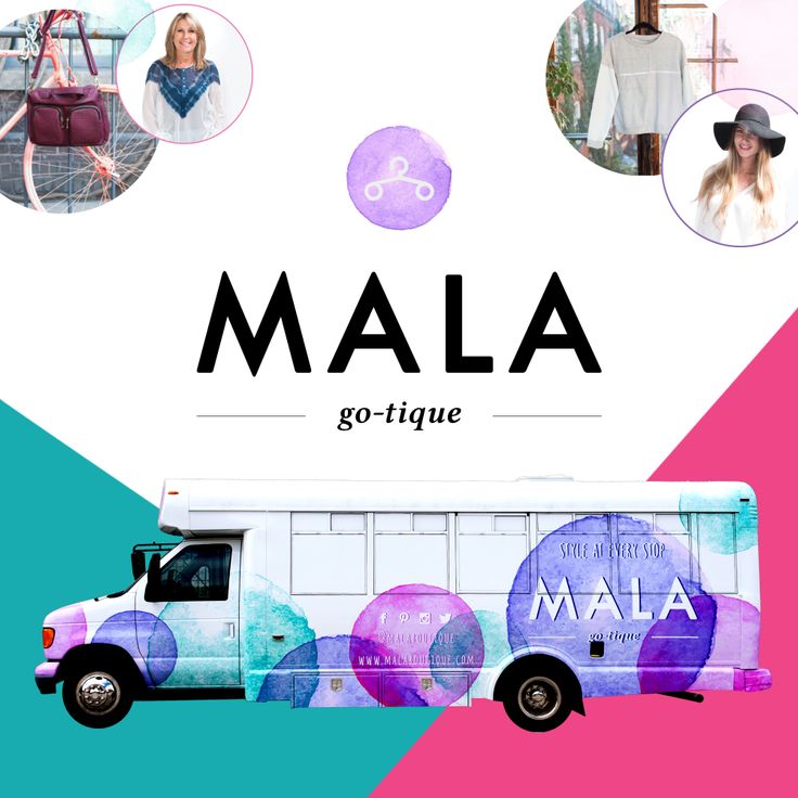The cat's out of the bag! In just a few short weeks, MALA Go-tique, our custom-built mobile fashion truck, will hit the streets of Toronto!