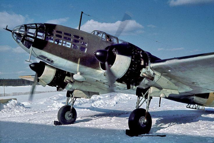 Ilyushin IL-4/Db3F Finish Air Force