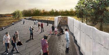 Flight 93 Memorial, Pennsylvania