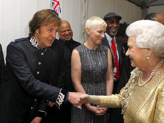 Paul McCartney,2012