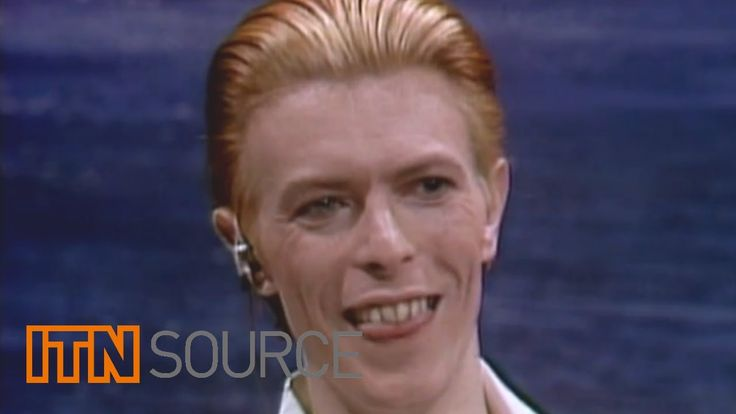Music - David Bowie interview on the Russell Harty Show, 1975