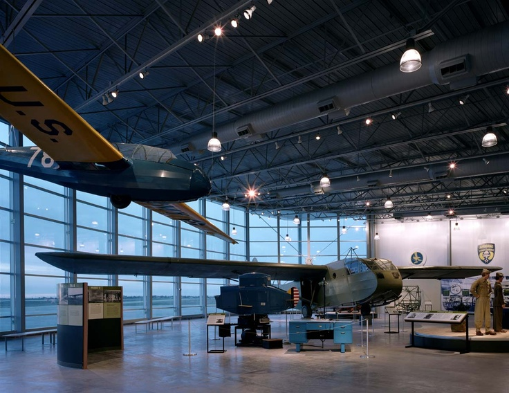 Take your adventures to new heights at the Silent Wings Museum in Lubbock, Texas.
