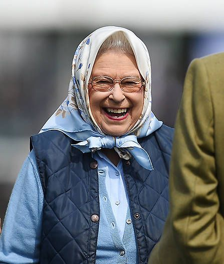 On a bright and sunny Thursday, the Queen and Prince Philip stepped out for the first day of the Royal Windsor Horse Show