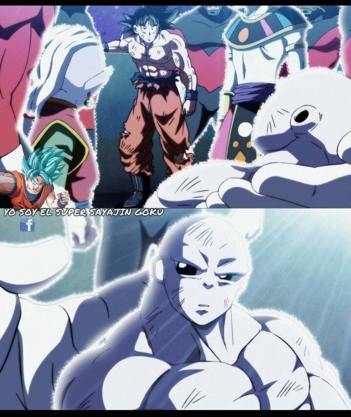 Goku Jiren Dragon Ball Z Dragon Ball Super Anime